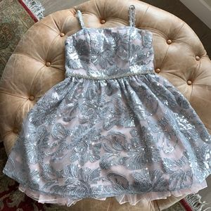 City  Triangles Formal Dress Size 7 (juniors)